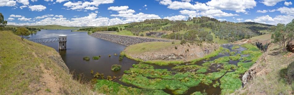 Malpas Dam